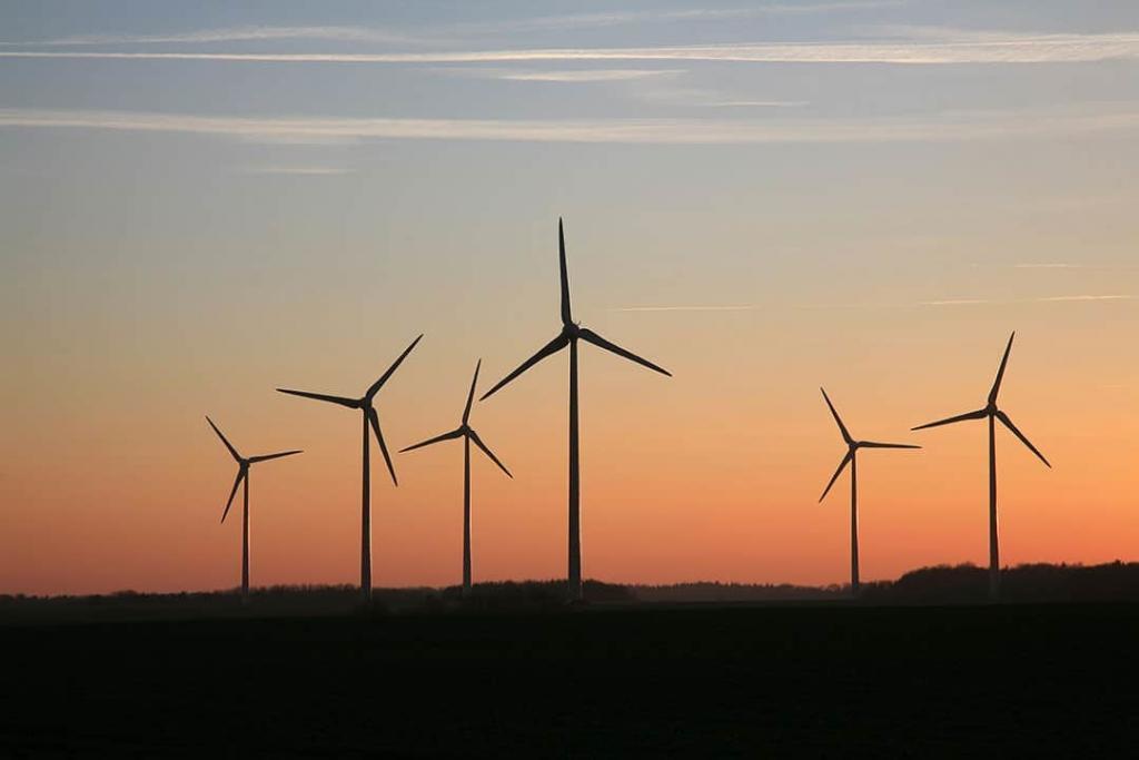 Et nos éoliennes, on en fait quoi ?