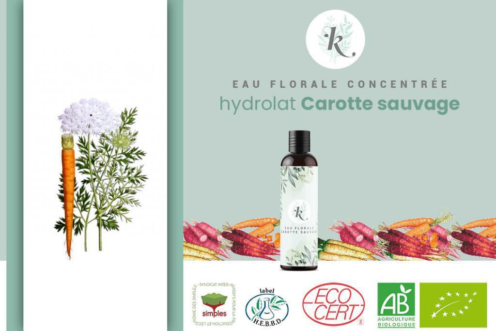 hydrolat carotte