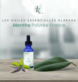 Menthe poivrée Française