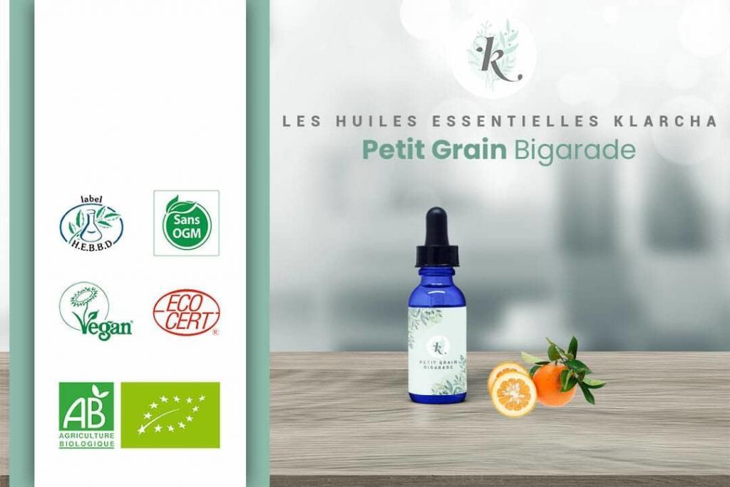 Petit Grain Bigarade
