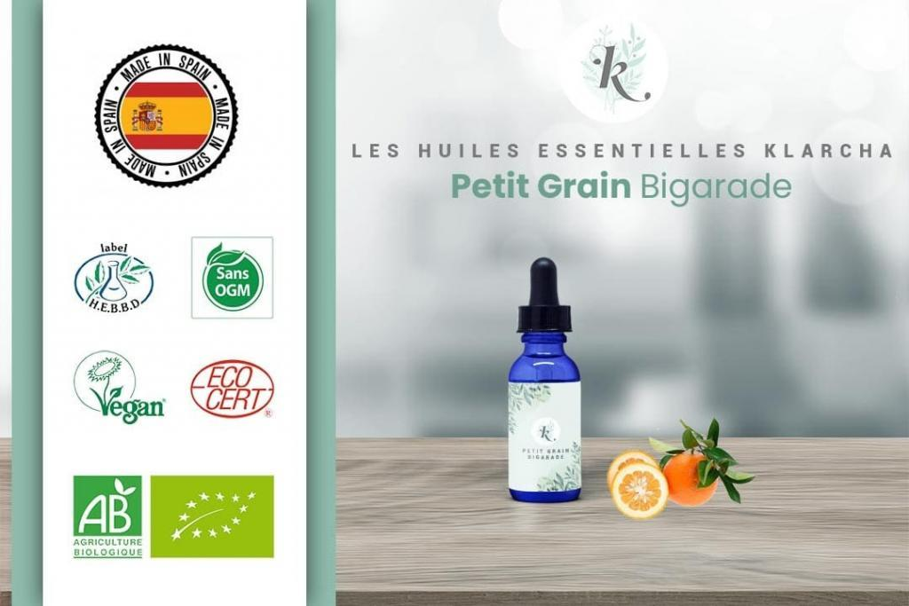 Petit Grain Bigarade BIO