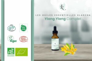 Huile essentielle Ylang Ylang Complet BIO