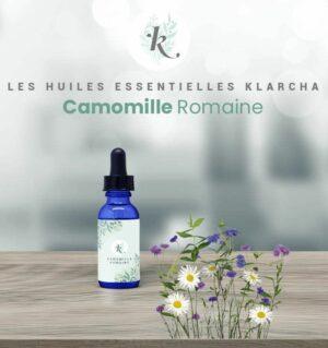 Camomille romaine
