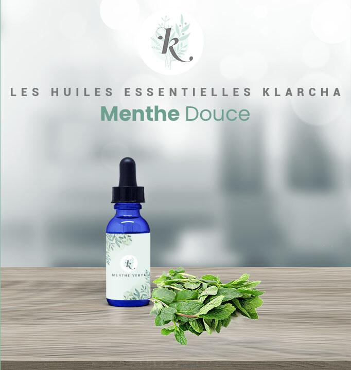 Menthe douce